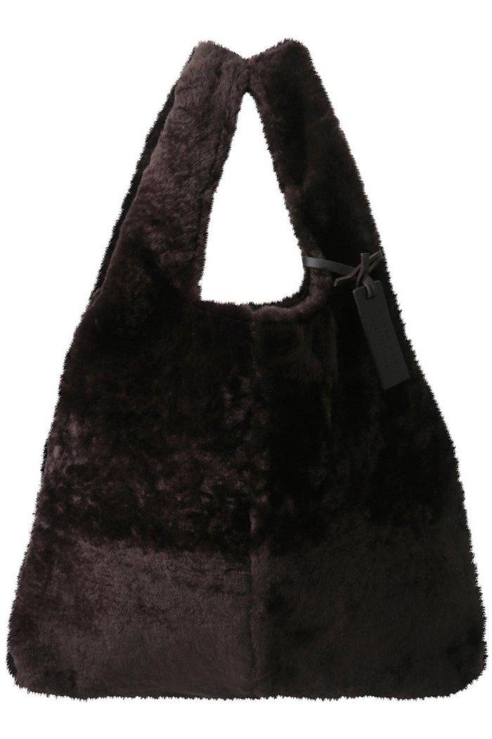 【ウィムガゼット/Whim Gazette】の【MARCO MASI】ムートンショッパーバッグ インテリア・キッズ・メンズ・レディースファッション・服の通販 founy(ファニー) https://founy.com/ ファッション Fashion レディースファッション WOMEN バッグ Bag A/W・秋冬 AW・Autumn/Winter・FW・Fall-Winter シンプル フェミニン  ID: prp329100001996637 ipo3291000000012050599