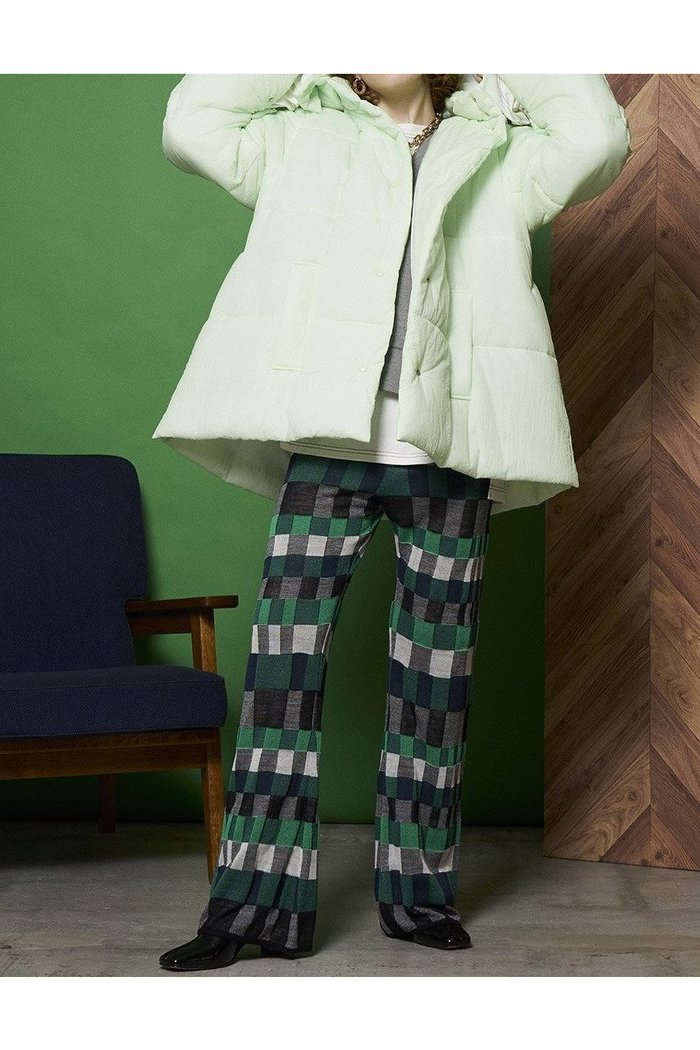 【メゾンスペシャル/MAISON SPECIAL】のカラーフード中綿ブルゾン インテリア・キッズ・メンズ・レディースファッション・服の通販 founy(ファニー) https://founy.com/ ファッション Fashion レディースファッション WOMEN アウター Coat Outerwear ジャケット Jackets ブルゾン Blouson/Jackets ジャケット スリット ダウン ブルゾン ポケット ミドル A/W・秋冬 AW・Autumn/Winter・FW・Fall-Winter  ID: prp329100002054082 ipo3291000000012609002