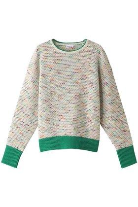 【ライフ ウィズ フラワーズ/LIFE WITH FLOWERS】のミックスカラージャガードニット 人気、トレンドファッション・服の通販 founy(ファニー) ファッション Fashion レディースファッション WOMEN トップス・カットソー Tops/Tshirt ニット Knit Tops プルオーバー Pullover A/W・秋冬 AW・Autumn/Winter・FW・Fall-Winter ジャカード バランス ミックス |ID:prp329100002068098