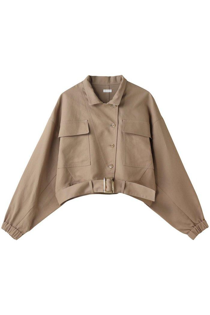 【カオス/Chaos】のSEEALL SHORT ブルゾン インテリア・キッズ・メンズ・レディースファッション・服の通販 founy(ファニー) https://founy.com/ ファッション Fashion レディースファッション WOMEN アウター Coat Outerwear ジャケット Jackets ブルゾン Blouson/Jackets ショート ジャケット フラップ ブルゾン ポケット  ID: prp329100002074097 ipo3291000000012768130