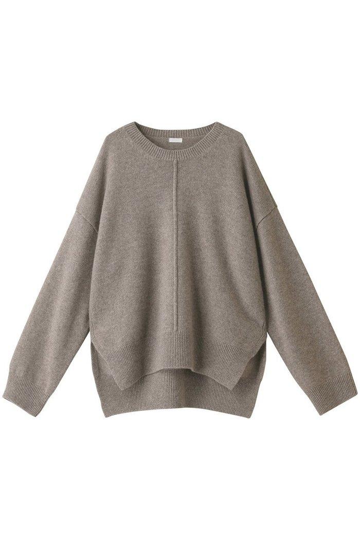 【カオス/Chaos】のSEEALL クルーネックSW インテリア・キッズ・メンズ・レディースファッション・服の通販 founy(ファニー) https://founy.com/ ファッション Fashion レディースファッション WOMEN トップス・カットソー Tops/Tshirt シャツ/ブラウス Shirts/Blouses パーカ Sweats ロング / Tシャツ T-Shirts スウェット Sweat カットソー Cut and Sewn シンプル スリット |ID: prp329100002074100 ipo3291000000012748345