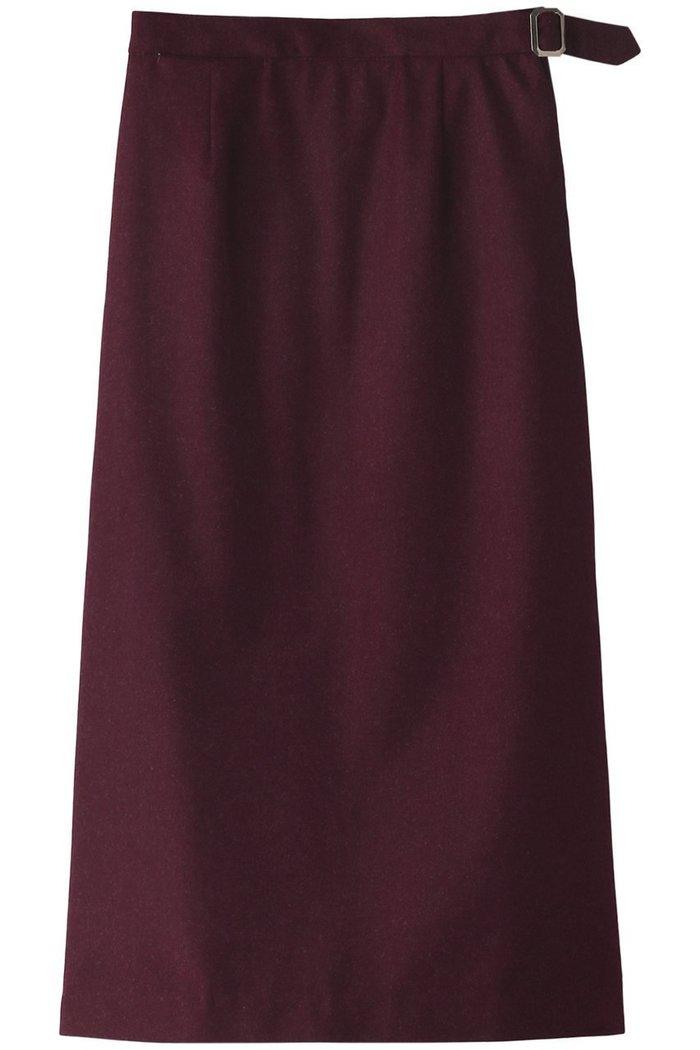 【カオス/Chaos】のseya.KHAM RED スカート インテリア・キッズ・メンズ・レディースファッション・服の通販 founy(ファニー) https://founy.com/ ファッション Fashion レディースファッション WOMEN スカート Skirt ロングスカート Long Skirt A/W・秋冬 AW・Autumn/Winter・FW・Fall-Winter フラップ フレア ポケット ロング |ID: prp329100002074107 ipo3291000000012748359
