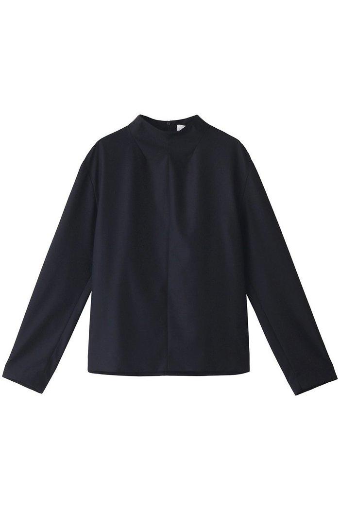 【カオス/Chaos】のseya.KHAM ブラウス インテリア・キッズ・メンズ・レディースファッション・服の通販 founy(ファニー) https://founy.com/ ファッション Fashion レディースファッション WOMEN トップス・カットソー Tops/Tshirt シャツ/ブラウス Shirts/Blouses おすすめ Recommend スリーブ セットアップ ドレープ ハイネック ロング |ID: prp329100002074109 ipo3291000000012748364