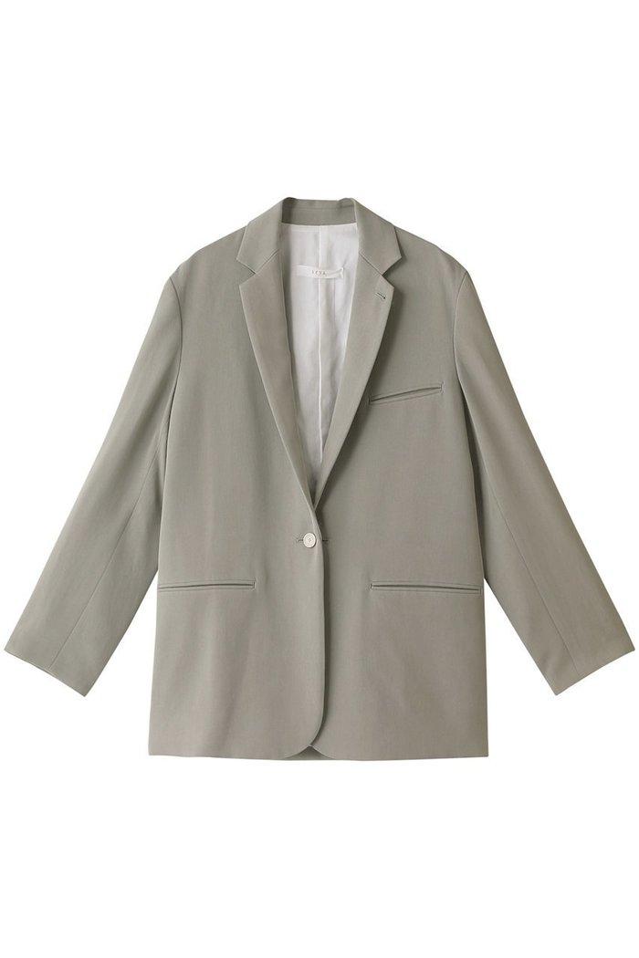 【カオス/Chaos】のseya.TAILORED ジャケット インテリア・キッズ・メンズ・レディースファッション・服の通販 founy(ファニー) https://founy.com/ ファッション Fashion レディースファッション WOMEN アウター Coat Outerwear ジャケット Jackets シルク シンプル ジャケット スタンド  ID: prp329100002074113 ipo3291000000012748373