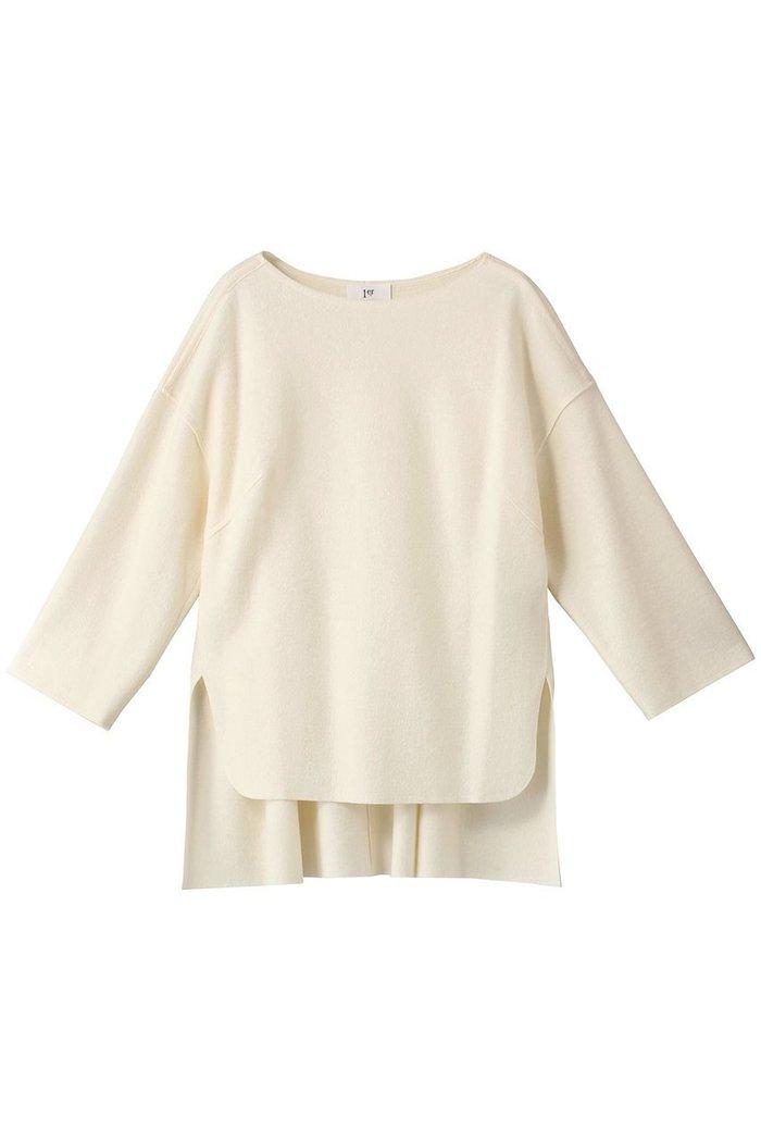 【プルミエ アロンディスモン/1er Arrondissement】のパイル圧縮ボートネックブラウス インテリア・キッズ・メンズ・レディースファッション・服の通販 founy(ファニー) https://founy.com/ ファッション Fashion レディースファッション WOMEN トップス・カットソー Tops/Tshirt シャツ/ブラウス Shirts/Blouses おすすめ Recommend スリット スリーブ セットアップ ロング |ID: prp329100002074132 ipo3291000000012748437