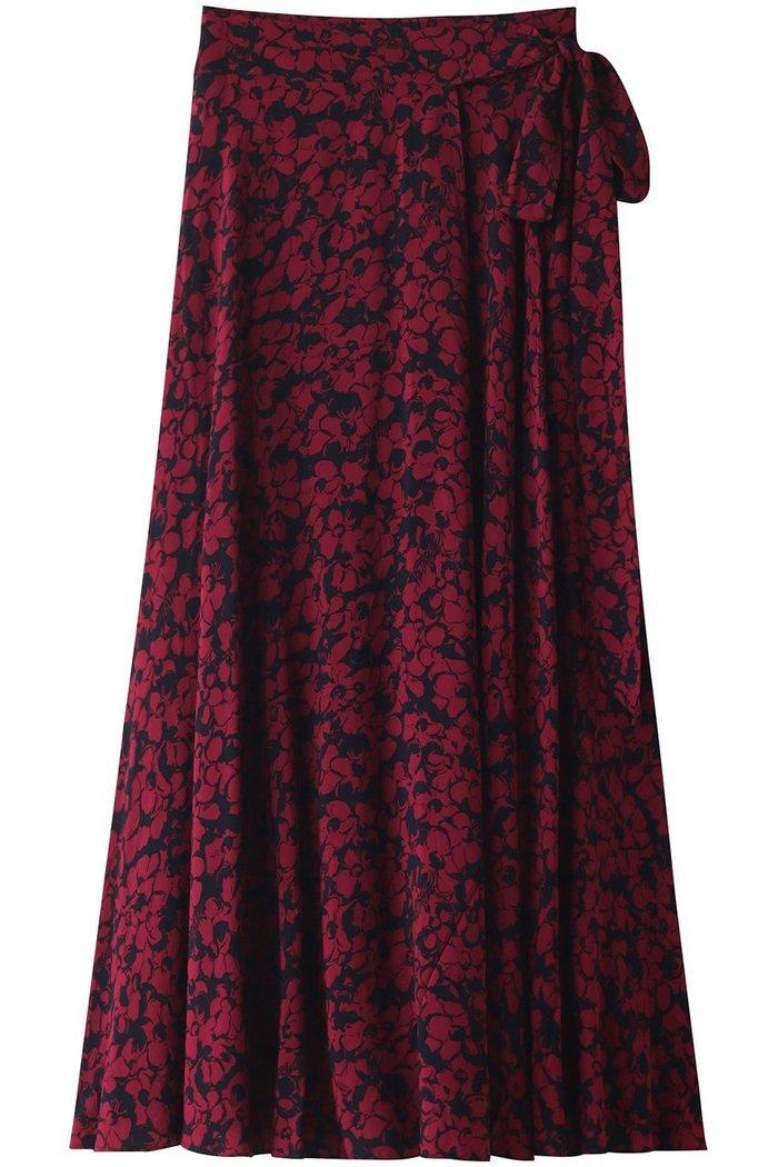 【ザディグ エ ヴォルテール/ZADIG & VOLTAIRE】のJOHAN BICO FLOWERS JUPE LONGUE スカート インテリア・キッズ・メンズ・レディースファッション・服の通販 founy(ファニー) https://founy.com/ ファッション Fashion レディースファッション WOMEN スカート Skirt フラワー フレア マキシ リボン  ID: prp329100002074213 ipo3291000000012748719