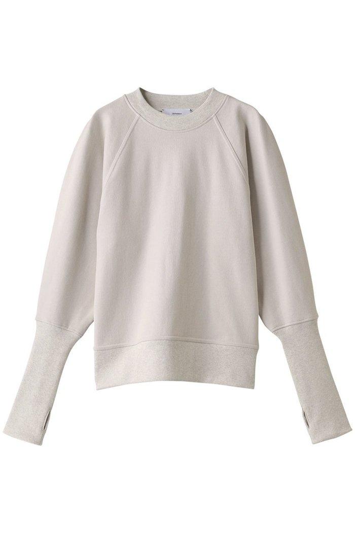 【プルミエ アロンディスモン/1er Arrondissement】の【Lachement】スウエットブラウス インテリア・キッズ・メンズ・レディースファッション・服の通販 founy(ファニー) https://founy.com/ ファッション Fashion レディースファッション WOMEN トップス・カットソー Tops/Tshirt シャツ/ブラウス Shirts/Blouses パーカ Sweats ロング / Tシャツ T-Shirts スウェット Sweat カットソー Cut and Sewn おすすめ Recommend ボトム 今季 |ID: prp329100002076131 ipo3291000000012767860
