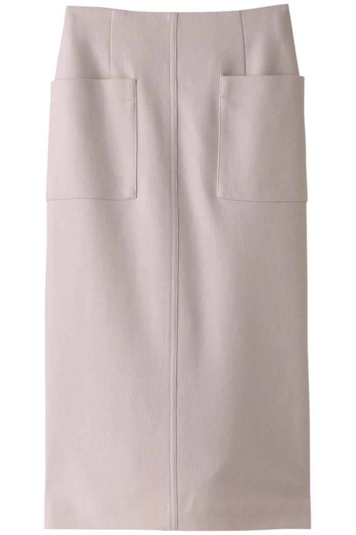 【アルアバイル/allureville】のカラーメルトンタイトスカート インテリア・キッズ・メンズ・レディースファッション・服の通販 founy(ファニー) https://founy.com/ ファッション Fashion レディースファッション WOMEN スカート Skirt ロングスカート Long Skirt シンプル パッチ フロント ポケット ロング |ID: prp329100002076143 ipo3291000000012767899
