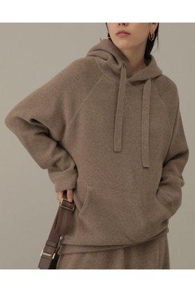 【カオス/Chaos】 【WEB先行予約】トップスーペリアニットパーカー人気、トレンドファッション・服の通販 founy(ファニー) ファッション Fashion レディースファッション WOMEN トップス・カットソー Tops/Tshirt ニット Knit Tops パーカ Sweats おすすめ Recommend パーカー リラックス |ID:prp329100002078577