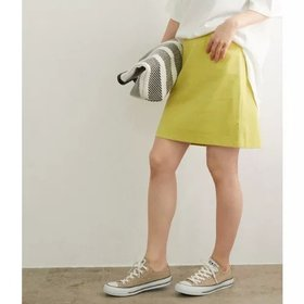 【ロペピクニック/ROPE' PICNIC】の【HAPPY PRICE】台形ミニスカート レディースファッション・服の通販 founy(ファニー) ファッション Fashion レディースファッション WOMEN スカート Skirt ミニスカート Mini Skirts おすすめ Recommend ショート シンプル バランス フロント ポケット ミニスカート 台形 財布  ID:prp329100000081739