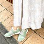 【エンチャンテッド/enchanted】の【晴雨兼用】フロントゴア防水スニーカー 人気、トレンドファッション・服の通販 founy(ファニー) ファッション Fashion レディースファッション WOMEN シューズ スニーカー フロント thumbnail ピスタチオ|ID: prp329100000204282 ipo3291000000003951184