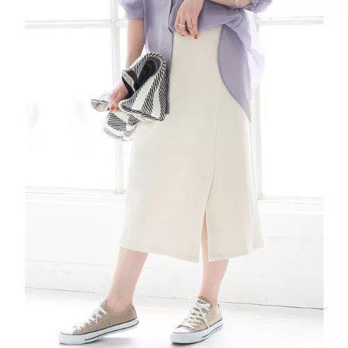 【ロペピクニック/ROPE' PICNIC】の【セットアップ対応】アシメカットスカート 人気、トレンドファッション・服の通販 founy(ファニー)  ファッション Fashion レディースファッション WOMEN セットアップ Setup スカート Skirt アシンメトリー エレガント シンプル スリット セットアップ バイアス フロント ラップ リラックス  other-1 ID: prp329100000277592 ipo3291000000000830610