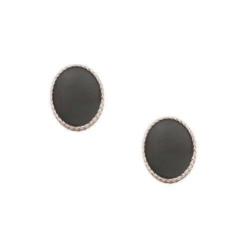 【ガリャルダガランテ/GALLARDAGALANTE】のシェルスタッドピアス インテリア・キッズ・メンズ・レディースファッション・服の通販 founy(ファニー)  ファッション Fashion レディースファッション WOMEN ジュエリー Jewelry リング Rings イヤリング Earrings アクセサリー イヤリング オーバル スタイリッシュ シルバー ID: prp329100000498369 ipo3291000000001536321