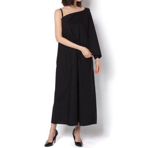 【ガリャルダガランテ/GALLARDAGALANTE】の【SOFIE D HOORE】オフショルダーワンピース インテリア・キッズ・メンズ・レディースファッション・服の通販 founy(ファニー) https://founy.com/ ファッション Fashion レディースファッション WOMEN ワンピース Dress ニットワンピース Knit Dresses シャツワンピース Shirt Dresses オフショルダーワンピース・ドレス Off The Shoulder Dresses オフショルダー カッティング シンプル スニーカー デニム バランス ワーク  ID: prp329100000505428 ipo3291000000001562470