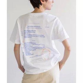 【ガリャルダガランテ/GALLARDAGALANTE】の【Personal Effects】カットソー/Howtomake a lure 人気、トレンドファッション・服の通販 founy(ファニー) ファッション Fashion レディースファッション WOMEN トップス・カットソー Tops/Tshirt シャツ/ブラウス Shirts/Blouses ロング / Tシャツ T-Shirts カットソー Cut and Sewn 春 Spring カットソー サロペット シンプル 定番 Standard バランス パターン フィット フロント プリント 半袖 メッシュ ロンドン ワンポイント S/S・春夏 SS・Spring/Summer  ID:prp329100001350192