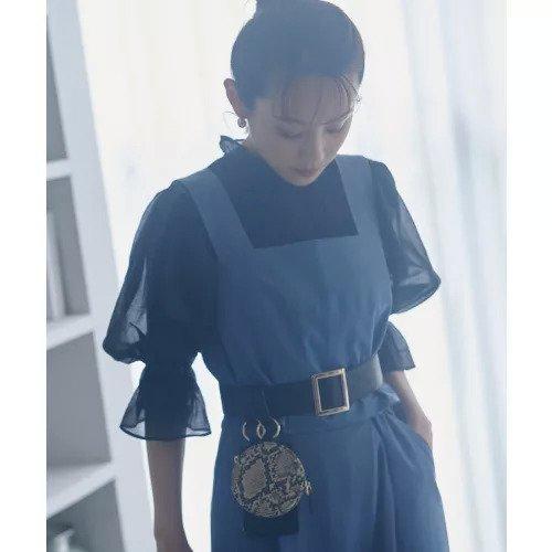 【ビス/VIS】の【高橋愛さんコラボ】【セットアップ対応】ビスチェトップス インテリア・キッズ・メンズ・レディースファッション・服の通販 founy(ファニー) https://founy.com/ ファッションモデル・俳優・女優 Models 女性 Women 高橋愛 Takahashi Ai ファッション Fashion レディースファッション WOMEN トップス・カットソー Tops/Tshirt ビスチェ Bustier セットアップ Setup トップス Tops 春 Spring 秋 Autumn/Fall クール コラボ シャンブレー シャーリング セットアップ デニム ラップ おすすめ Recommend 夏 Summer |ID: prp329100001777025 ipo3291000000009574409