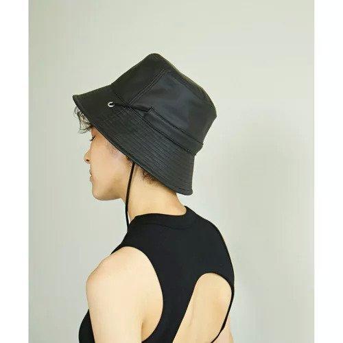 【ガリャルダガランテ/GALLARDAGALANTE】のドローコードバケットハット インテリア・キッズ・メンズ・レディースファッション・服の通販 founy(ファニー) https://founy.com/ ファッション Fashion レディースファッション WOMEN 帽子 Hats コンパクト ドローコード フィット フォルム 帽子 |ID: prp329100001883860 ipo3291000000010911476