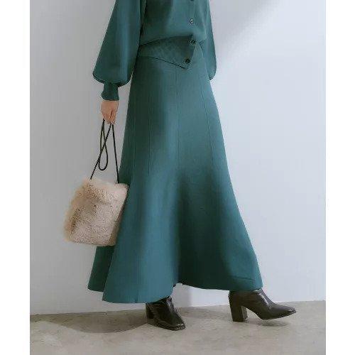 【ビザビ/Vis-a-Vis】の【vis- a-vis】メリハリシルエットが女性らしい。ニットマーメードスカート【セットアップ対応】 インテリア・キッズ・メンズ・レディースファッション・服の通販 founy(ファニー) https://founy.com/ ファッション Fashion レディースファッション WOMEN セットアップ Setup スカート Skirt 春 Spring 秋 Autumn/Fall セットアップ トレンド ベーシック ポケット おすすめ Recommend  ID: prp329100001883979 ipo3291000000010913271