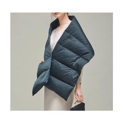 【アイシービー/iCB】のADS ダウンマフラー インテリア・キッズ・メンズ・レディースファッション・服の通販 founy(ファニー) https://founy.com/ ファッション Fashion レディースファッション WOMEN ストール Scarves マフラー Mufflers 2021年 2021 2021-2022秋冬・A/W AW・Autumn/Winter・FW・Fall-Winter・2021-2022 A/W・秋冬 AW・Autumn/Winter・FW・Fall-Winter なめらか サテン スカーフ ストール ダウン ツイル ポケット ポンチョ マフラー 防寒  ID: prp329100002070255 ipo3291000000012710796