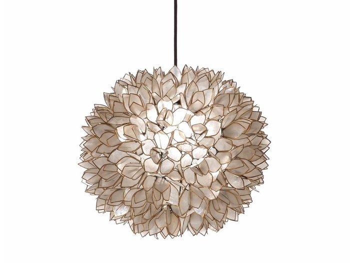 【カジャ/KAJA / GOODS】のShell Flower Lamp / シェル フラワーランプ Lサイズ インテリア・キッズ・メンズ・レディースファッション・服の通販 founy(ファニー) https://founy.com/ フラワー ホーム・キャンプ・アウトドア Home,Garden,Outdoor,Camping Gear 家具・インテリア Furniture ライト・照明 Lighting & Light Fixtures ペンダントライト |ID: prp329100000002376 ipo3291000000007879169