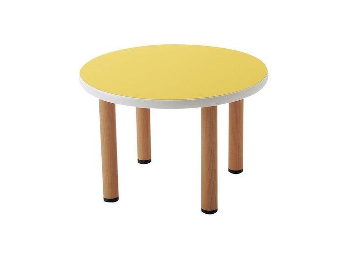 【フライミープティ/FLYMEe petit / GOODS】のKids Table / キッズテーブル ラウンド #6622 インテリア・キッズ・メンズ・レディースファッション・服の通販 founy(ファニー) https://founy.com/ 送料無料 Free Shipping シンプル テーブル ラウンド ホーム・キャンプ・アウトドア Home,Garden,Outdoor,Camping Gear 家具・インテリア Furniture キッズ家具 Kids' Furniture キッズデスク・キッズテーブル |ID: prp329100000003792 ipo3291000000007922339