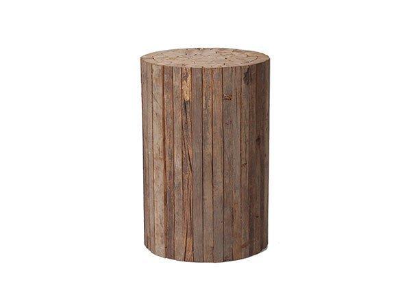 【アデペシュ/a.depeche / GOODS】のCollected-wood round stool / コレクトウッド ラウンドスツール(ナチュラル) インテリア・キッズ・メンズ・レディースファッション・服の通販 founy(ファニー) https://founy.com/ ウッド ラウンド 軽量 ホーム・キャンプ・アウトドア Home,Garden,Outdoor,Camping Gear 家具・インテリア Furniture チェア・椅子 Chair スツール  ID: prp329100000004530 ipo3291000000007880284