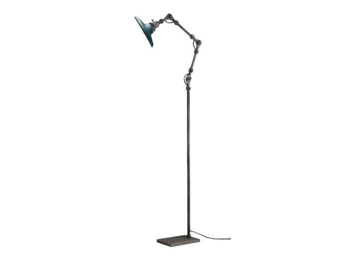 【フライミー ファクトリー/FLYMEe Factory / GOODS】のCUSTOM SERIES Engineer Side Floor Lamp × Essence Steel / カスタムシリーズ エンジニアサイドフロアランプ × スチール(エッセンス) インテリア・キッズ・メンズ・レディースファッション・服の通販 founy(ファニー) https://founy.com/ クラシカル 皿 送料無料 Free Shipping ホーム・キャンプ・アウトドア Home,Garden,Outdoor,Camping Gear 家具・インテリア Furniture ライト・照明 Lighting & Light Fixtures フロアライト・スタンドライト  ID: prp329100000005956 ipo3291000000007917176
