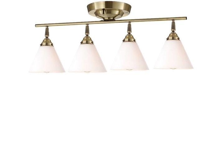 【フライミー ファクトリー/FLYMEe Factory / GOODS】のCUSTOM SERIES 4 Ceiling Lamp × Trans Jam / カスタムシリーズ 4灯シーリングランプ × トランス(ジャム) インテリア・キッズ・メンズ・レディースファッション・服の通販 founy(ファニー) https://founy.com/ 送料無料 Free Shipping ガラス シンプル フォルム 台形 ホーム・キャンプ・アウトドア Home,Garden,Outdoor,Camping Gear 家具・インテリア Furniture ライト・照明 Lighting & Light Fixtures シーリングライト  ID: prp329100000009782 ipo3291000000007915467