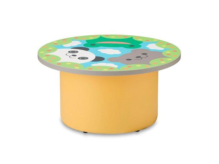 【フライミープティ/FLYMEe petit / GOODS】のKids Table / キッズテーブル f70174(アニマル) インテリア・キッズ・メンズ・レディースファッション・服の通販 founy(ファニー) https://founy.com/ 送料無料 Free Shipping アニマル ラウンド ホーム・キャンプ・アウトドア Home,Garden,Outdoor,Camping Gear 家具・インテリア Furniture キッズ家具 Kids' Furniture キッズデスク・キッズテーブル |ID: prp329100000010157 ipo3291000000007921964