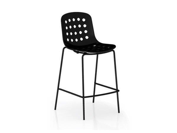 【トゥー/TOOU / GOODS】のHOLI Counter Chair Low / ホリ カウンターチェア 穴あきシェル 高さ100cm インテリア・キッズ・メンズ・レディースファッション・服の通販 founy(ファニー) https://founy.com/ 送料無料 Free Shipping ホーム・キャンプ・アウトドア Home,Garden,Outdoor,Camping Gear 家具・インテリア Furniture チェア・椅子 Chair カウンターチェア・ハイスツール  ID: prp329100000010615 ipo3291000000007933793