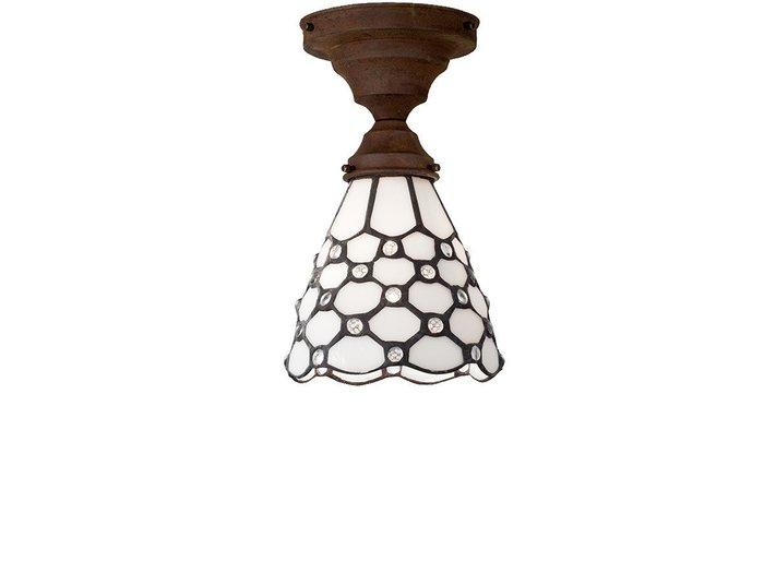 【フライミー ファクトリー/FLYMEe Factory / GOODS】のCUSTOM SERIES Basic Ceiling Lamp × Stained Glass Dots / カスタムシリーズ ベーシックシーリングランプ × ステンドグラス(ドッツ) インテリア・キッズ・メンズ・レディースファッション・服の通販 founy(ファニー) https://founy.com/ 送料無料 Free Shipping ドット ハンド ベーシック ホーム・キャンプ・アウトドア Home,Garden,Outdoor,Camping Gear 家具・インテリア Furniture ライト・照明 Lighting & Light Fixtures シーリングライト  ID: prp329100000010756 ipo3291000000007916340