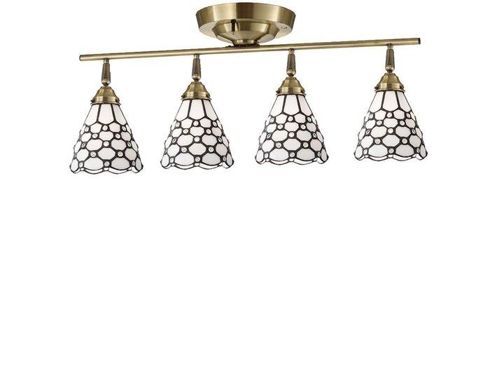 【フライミー ファクトリー/FLYMEe Factory / GOODS】のCUSTOM SERIES 4 Ceiling Lamp × Stained Glass Dots / カスタムシリーズ 4灯シーリングランプ × ステンドグラス(ドッツ) インテリア・キッズ・メンズ・レディースファッション・服の通販 founy(ファニー) https://founy.com/ 送料無料 Free Shipping ドット ハンド ホーム・キャンプ・アウトドア Home,Garden,Outdoor,Camping Gear 家具・インテリア Furniture ライト・照明 Lighting & Light Fixtures シーリングライト  ID: prp329100000010856 ipo3291000000007916332