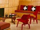 【ハーマンミラー/Herman Miller / GOODS】のEames Molded Plywood Lounge Chair / イームズ プライウッド ラウンジチェア ウッドレッグ LCW. A2 / LCW. 11 / LCW. EN / LCW. OU / LCW. 9N ウッド:レッド|ID: prp329100001172110 ipo3291000000007890539