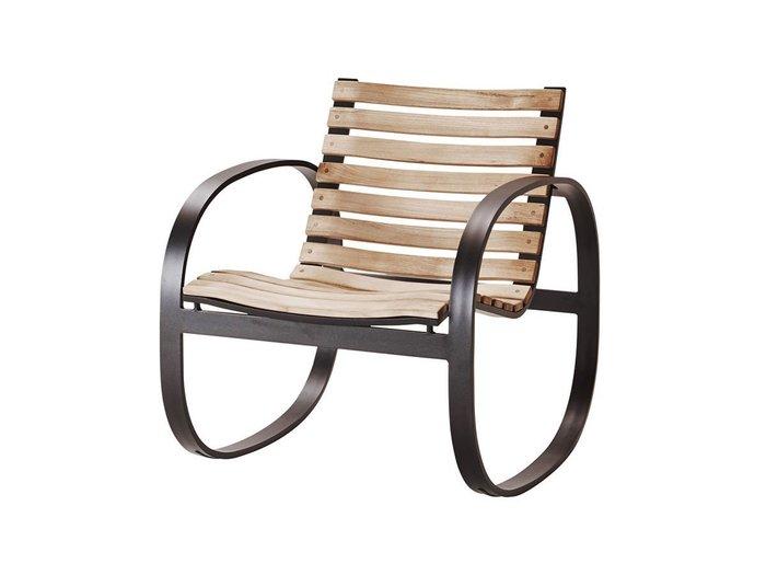 【ケインライン/Cane-line / GOODS】のParc Rocking Chair / パーク ロッキングチェアー インテリア・キッズ・メンズ・レディースファッション・服の通販 founy(ファニー) https://founy.com/ アウトドア オイル シルバー フィット フレーム 送料無料 Free Shipping |ID: prp329100001236698 ipo3291000000007885505