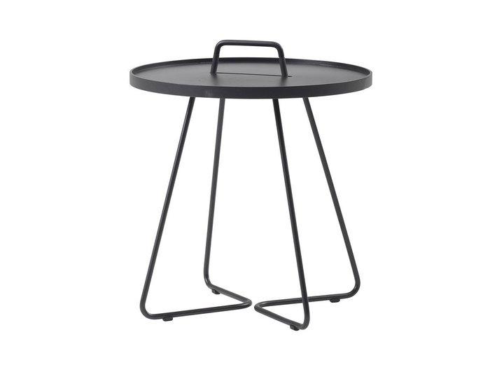 【ケインライン/Cane-line / GOODS】のOn The Move Side Table Small / オンザムーブ サイドテーブル スモール インテリア・キッズ・メンズ・レディースファッション・服の通販 founy(ファニー) https://founy.com/ 送料無料 Free Shipping アウトドア テーブル |ID: prp329100001236700 ipo3291000000007885518