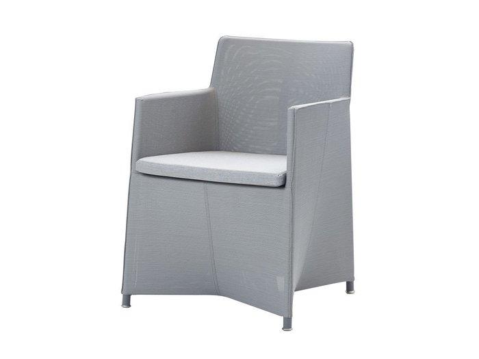 【ケインライン/Cane-line / GOODS】のDiamond Arm Chair / ダイアモンド アームチェアー インテリア・キッズ・メンズ・レディースファッション・服の通販 founy(ファニー) https://founy.com/ アウトドア クッション コンパクト スリム フレーム 送料無料 Free Shipping |ID: prp329100001236717 ipo3291000000007885615