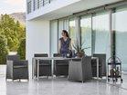 【ケインライン/Cane-line / GOODS】のDiamond Arm Chair / ダイアモンド アームチェアー カラー:グレー|ID: prp329100001236717 ipo3291000000007885623