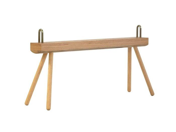 【イカサ/IKASAS / GOODS】のKANTO STICK BENCH / カント スティック ベンチ インテリア・キッズ・メンズ・レディースファッション・服の通販 founy(ファニー) https://founy.com/ 送料無料 Free Shipping スリム テーブル ホーム・キャンプ・アウトドア Home,Garden,Outdoor,Camping Gear 家具・インテリア Furniture チェア・椅子 Chair ベンチ・ダイニングベンチ |ID: prp329100001335465 ipo3291000000007880975