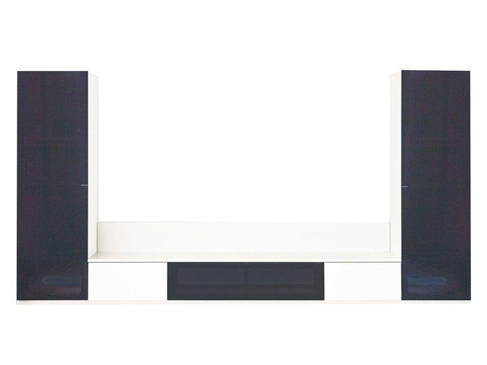 【フライミー ノワール/FLYMEe Noir / GOODS】のAV Board + Tall Cabinet / AVボード + トールキャビネット #107881 インテリア・キッズ・メンズ・レディースファッション・服の通販 founy(ファニー) https://founy.com/ ガラス シンプル ハーフ モダン ホーム・キャンプ・アウトドア Home,Garden,Outdoor,Camping Gear 家具・インテリア Furniture 収納家具・キャビネット Storage Furniture キャビネット ホーム・キャンプ・アウトドア Home,Garden,Outdoor,Camping Gear 家具・インテリア Furniture テレビボード・テレビ台 TV Stand テレビボード |ID: prp329100001469643 ipo3291000000007879812