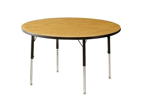 【ヴァルコ/VIRCO / GOODS】の4000 Table Round M / 4000テーブル ラウンドタイプ Mサイズ インテリア・キッズ・メンズ・レディースファッション・服の通販 founy(ファニー) https://founy.com/ 送料無料 Free Shipping シンプル テーブル ラウンド ホーム・キャンプ・アウトドア Home,Garden,Outdoor,Camping Gear 家具・インテリア Furniture テーブル Table ダイニングテーブル |ID: prp329100001485055 ipo3291000000007879743