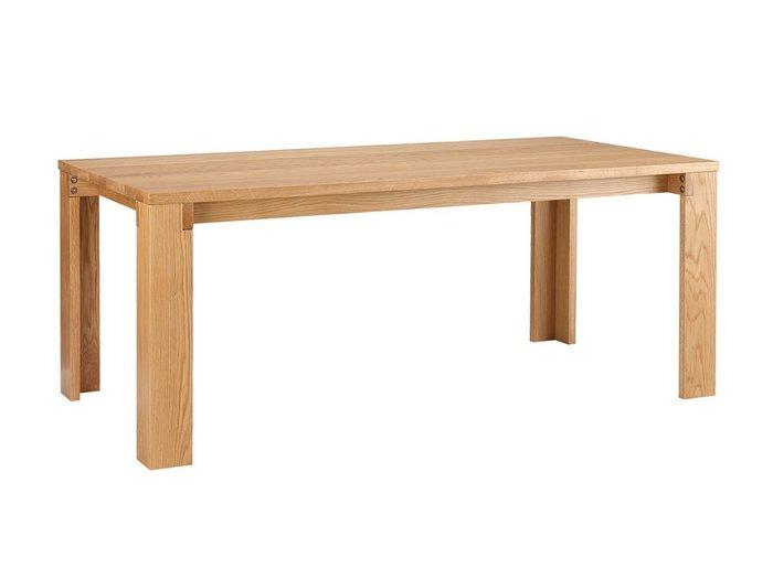 【イデー/IDEE / GOODS】のMASSE DINING TABLE 1800 / マッセ ダイニングテーブル 幅180cm インテリア・キッズ・メンズ・レディースファッション・服の通販 founy(ファニー) https://founy.com/ シンプル テーブル モダン ホーム・キャンプ・アウトドア Home,Garden,Outdoor,Camping Gear 家具・インテリア Furniture テーブル Table ダイニングテーブル |ID: prp329100001621761 ipo3291000000008119995