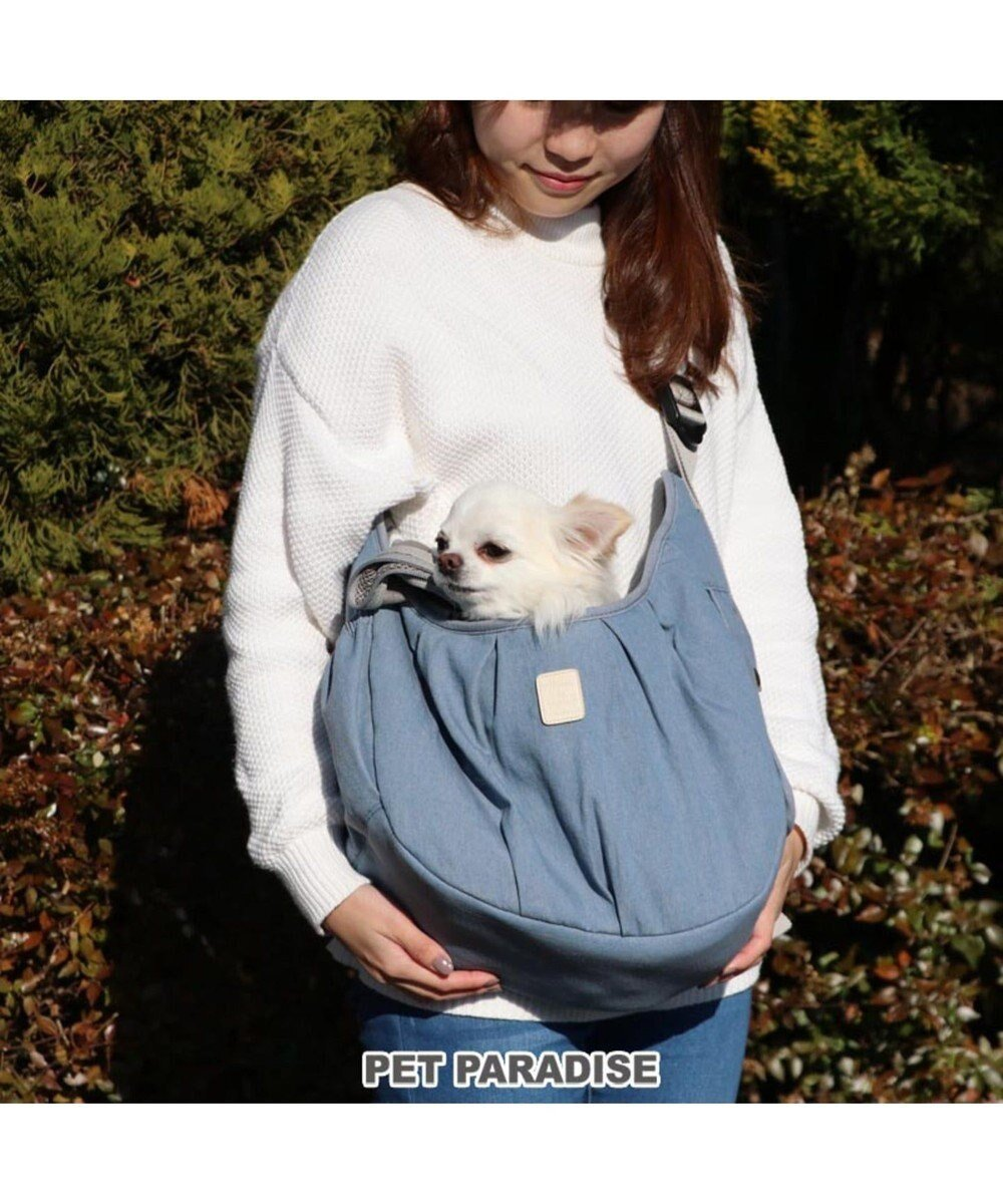 【ペットパラダイス/PET PARADISE / GOODS】のペットパラダイス フリル ソフト キャリーバッグ 〔超小型犬〕 人気、トレンドファッション・服の通販 founy(ファニー)  インディゴ フリル ポケット メッシュ 送料無料 Free Shipping 犬 Dog ホーム・キャンプ・アウトドア Home,Garden,Outdoor,Camping Gear ペットグッズ Pet Supplies  other-1 ID: prp329100001249324 ipo3291000000010102518