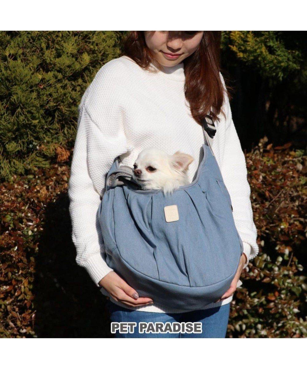 【ペットパラダイス/PET PARADISE / GOODS】のペットパラダイス フリル ソフト キャリーバッグ 〔超小型犬〕 インテリア・キッズ・メンズ・レディースファッション・服の通販 founy(ファニー)  インディゴ フリル ポケット メッシュ 送料無料 Free Shipping 犬 Dog ホーム・キャンプ・アウトドア Home,Garden,Outdoor,Camping Gear ペットグッズ Pet Supplies 水色 (51) ID: prp329100001249324 ipo3291000000010102524