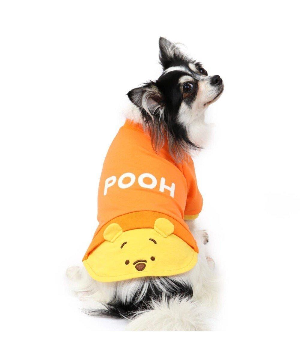 【ペットパラダイス/PET PARADISE / GOODS】のディズニー くまのプーさん いない顔 トレーナー 〔超・小型犬〕 インテリア・キッズ・メンズ・レディースファッション・服の通販 founy(ファニー)  トレーナー 犬 Dog ホーム・キャンプ・アウトドア Home,Garden,Outdoor,Camping Gear ペットグッズ Pet Supplies オレンジ (20)|ID: prp329100001250738 ipo3291000000010110364