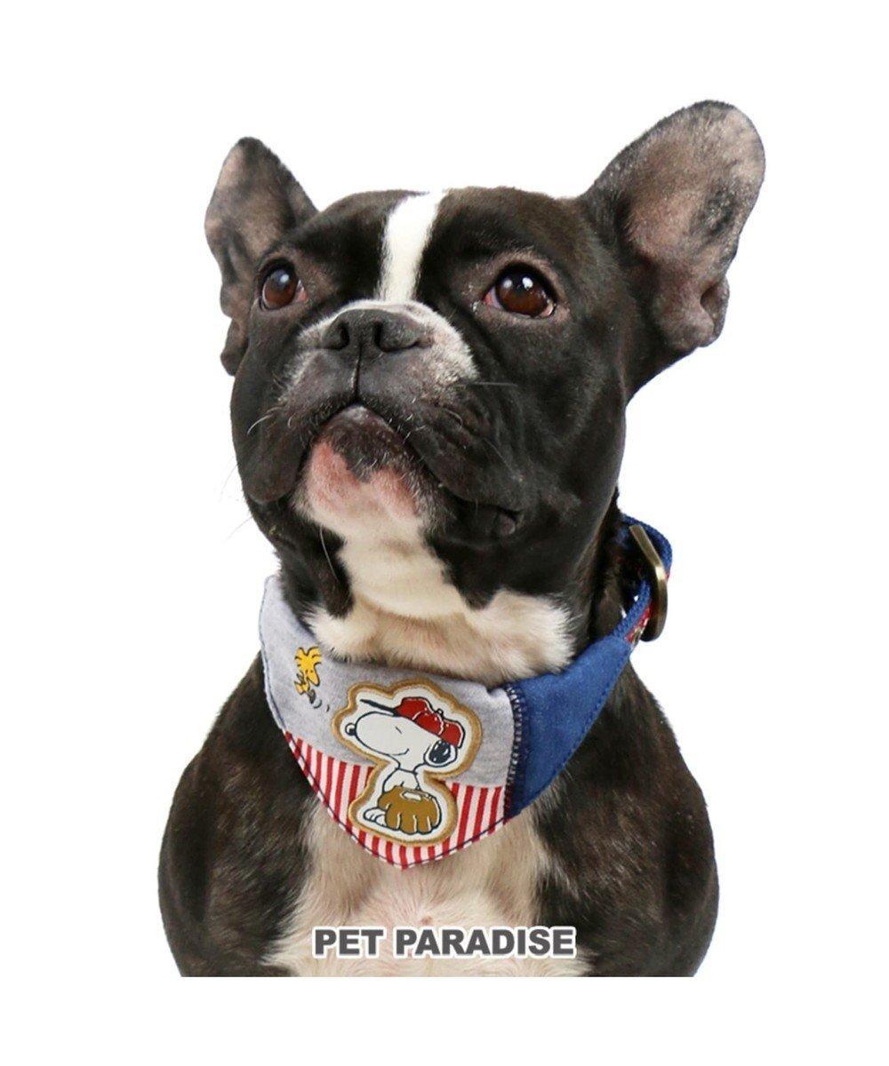 【ペットパラダイス/PET PARADISE / GOODS】のスヌーピー 首輪 ベースボール柄 SM インテリア・キッズ・メンズ・レディースファッション・服の通販 founy(ファニー)  S/S・春夏 SS・Spring/Summer 犬 Dog ホーム・キャンプ・アウトドア Home,Garden,Outdoor,Camping Gear ペットグッズ Pet Supplies 赤 (10) ID: prp329100001251450 ipo3291000000010111249