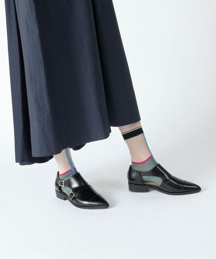 【トリコテ/Tricote】のSHEER LINE SOCKS / シアーラインソックス インテリア・キッズ・メンズ・レディースファッション・服の通販 founy(ファニー) https://founy.com/ ファッション Fashion レディースファッション WOMEN ソックス Socks レッグウェア Legwear ソックス タンブラー 再入荷 Restock/Back in Stock/Re Arrival  ID: prp329100001983142 ipo3291000000012748100