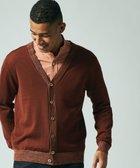 【ジェイ プレス/J.PRESS / MEN】の【Australian Merino Wool】Vネックカーディガン ブラウン系 (030)|ID: prp329100001995364 ipo3291000000011998520