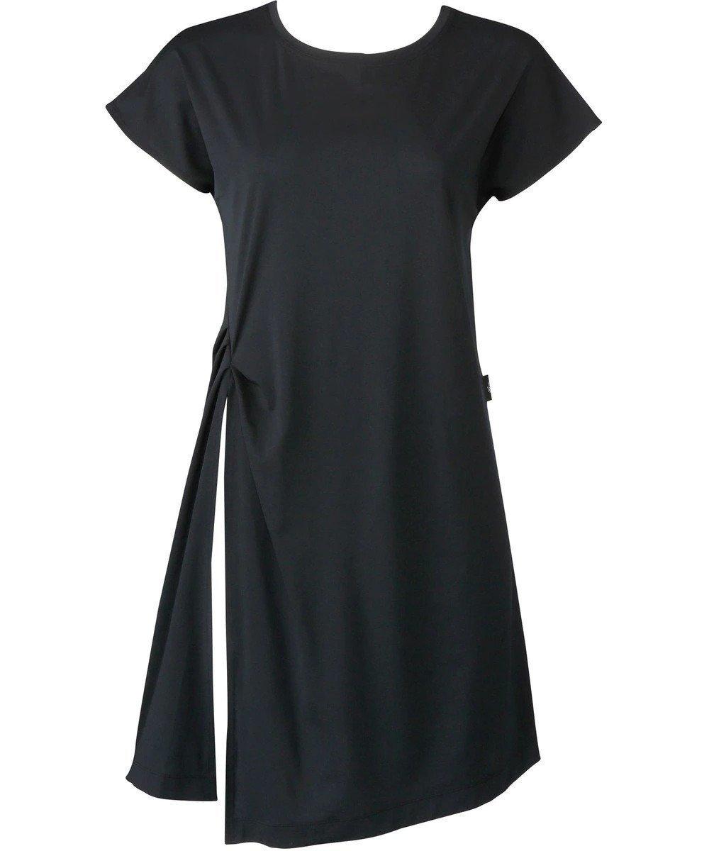 【シーダブリューエックス/CW-X】の【WOMEN】アウター ワンピース 半袖 /ワコール DFY581 インテリア・キッズ・メンズ・レディースファッション・服の通販 founy(ファニー)  ファッション Fashion レディースファッション WOMEN アウター Coat Outerwear 送料無料 Free Shipping おすすめ Recommend ストレッチ スリット タイツ 半袖 ブラック (BL) ID: prp329100001996724 ipo3291000000012080574