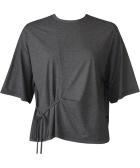 【シーダブリューエックス/CW-X】の【WOMEN】アウター Tシャツ 半袖 /ワコール DFY571 人気、トレンドファッション・服の通販 founy(ファニー) ファッション Fashion レディースファッション WOMEN アウター Coat Outerwear トップス・カットソー Tops/Tshirt シャツ/ブラウス Shirts/Blouses ロング / Tシャツ T-Shirts 送料無料 Free Shipping ギャザー ストレッチ 半袖 |ID:prp329100001996725