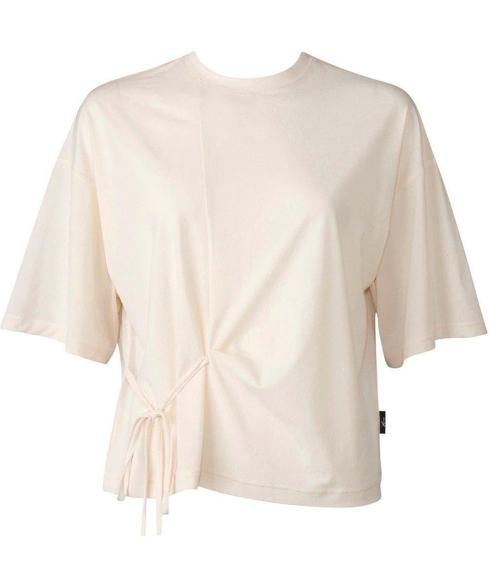 【シーダブリューエックス/CW-X】の【WOMEN】アウター Tシャツ 半袖 /ワコール DFY571 インテリア・キッズ・メンズ・レディースファッション・服の通販 founy(ファニー)  ファッション Fashion レディースファッション WOMEN アウター Coat Outerwear トップス・カットソー Tops/Tshirt シャツ/ブラウス Shirts/Blouses ロング / Tシャツ T-Shirts 送料無料 Free Shipping ギャザー ストレッチ 半袖 ベージュ (BE)|ID: prp329100001996725 ipo3291000000012080582